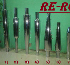 Popular silencers for your Royal Enfield ( UCE Engines)