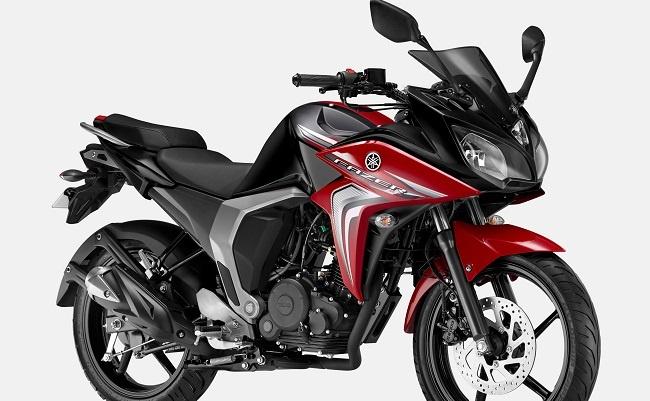 Yamaha Fazer Fi Version 2 0 Traveller S Motorcycle