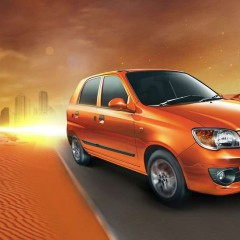 Enhanced Maruti Suzuki Alto K10 With 'Automatic' and 'Manual' Transmissions to be Launched During October-End