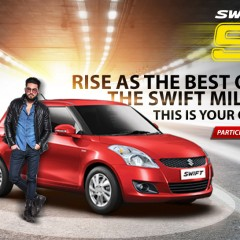 Next-Gen Maruti Suzuki Swift Now Open for Booking