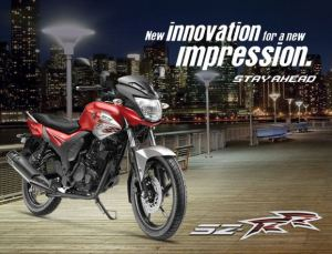 Yamaha SZ-RR now has a sibling, in the form of the SZ-RR 2.0