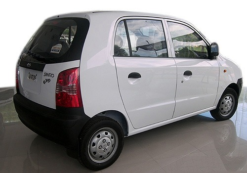 Santro production stopped in India