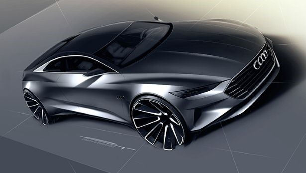 audi prologue design