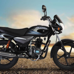 Bajaj Auto's Entry Level Two wheeler