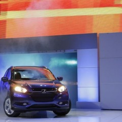 Honda launches its Contemporary urban vehicle HR-V