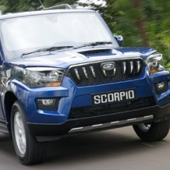 Mahindra Scorpio to get 2.2 litre petrol engine