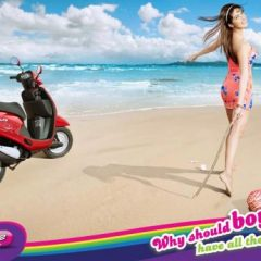 3 Best 2 wheelers for ladies in India