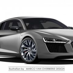 2015 Audi R8 Image Renderings are here