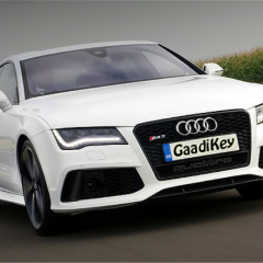 Audi Has Great Surprise for 2015