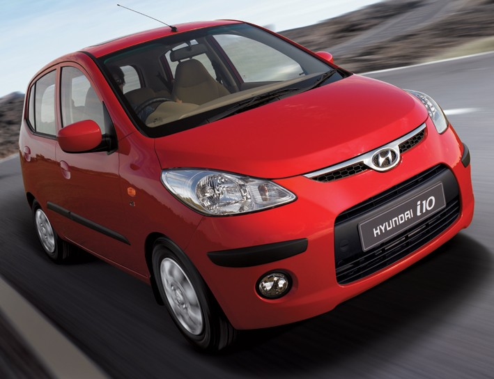 Hyundai i10 now could be your taxi in India