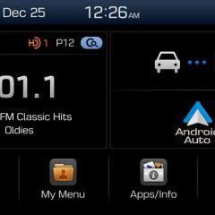 Hyundai's New Infotainment System 2015