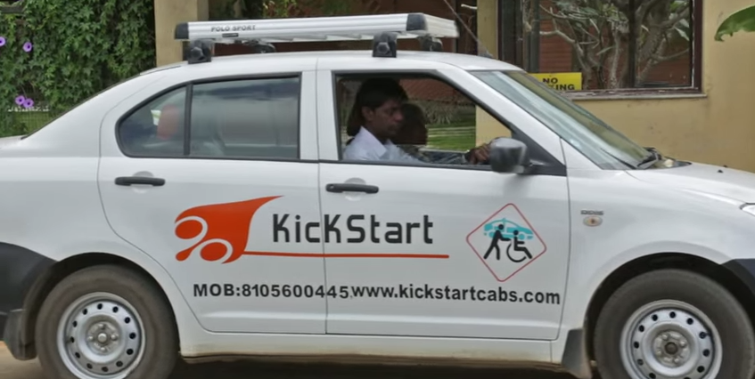 KickStartCabs