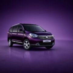 Renault Lodgy Revealed