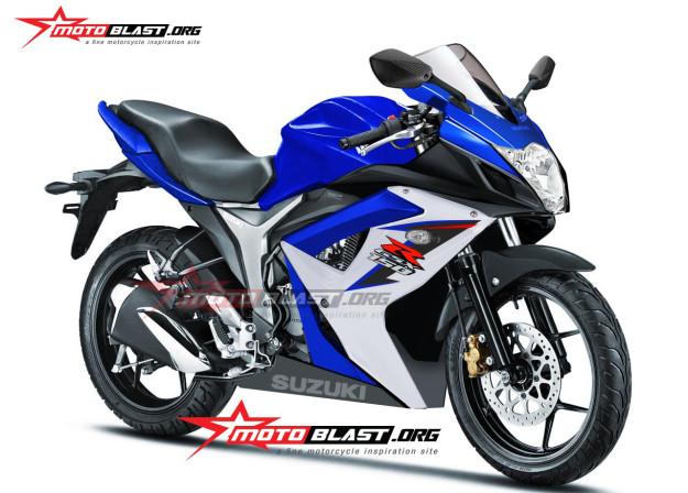 Suzuki Fullfairing image 2
