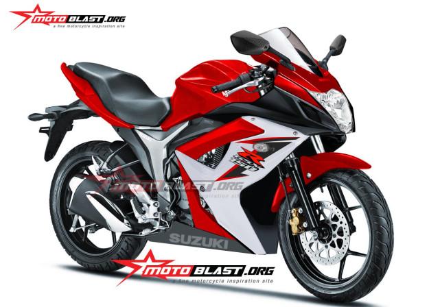 Suzuki Fullfairing image 3
