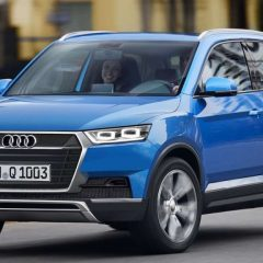 Audi Q1 will land on Indian Soil in 2016