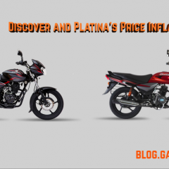 Discover and Platina's Price Inflates