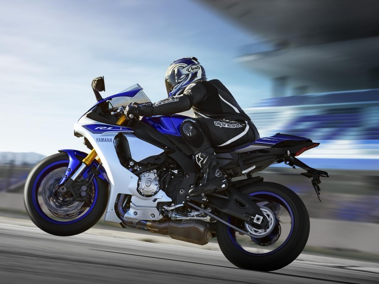 new yamaha r1