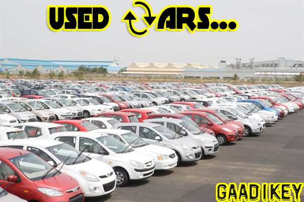 used cars in india