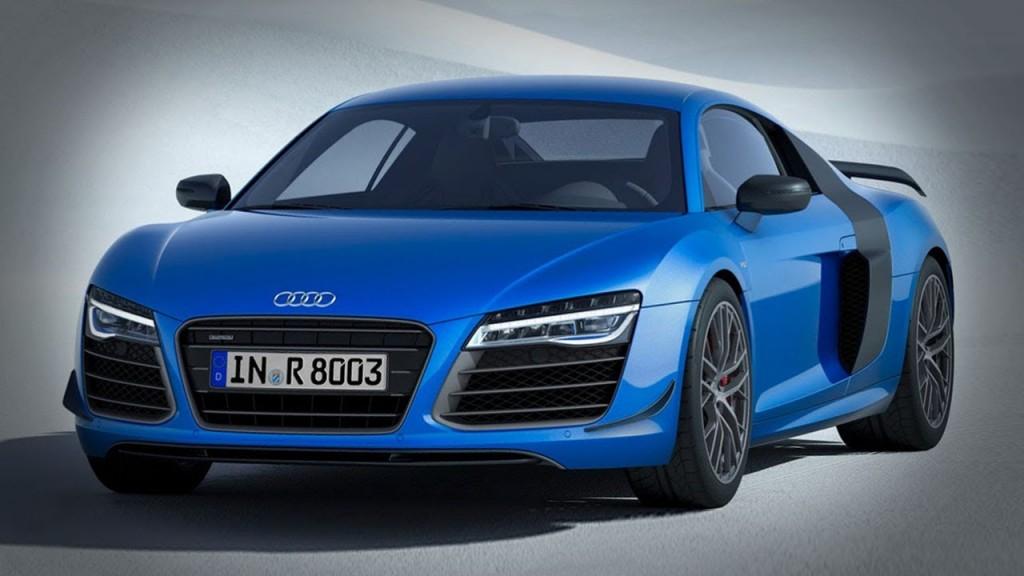 Audi R8 LMX high resolution photo