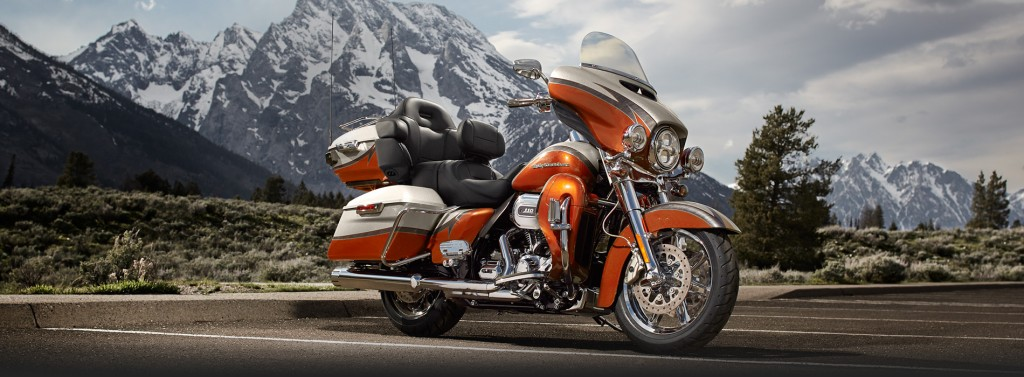 Harley Davidson CVO Limited India