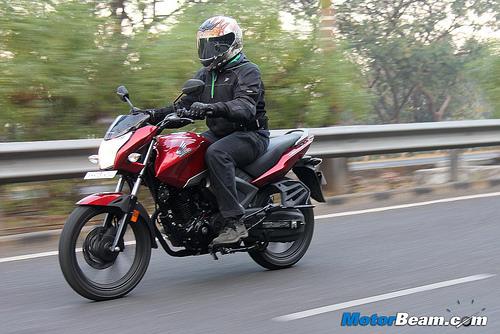 Honda Unicron 160cc review 4
