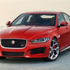 Jaguar XE comes to India in 2016