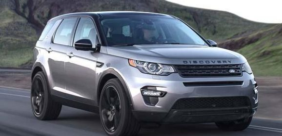 Land Rover Discovery Sport Photos, India launch in August
