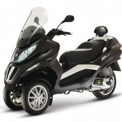Piaggio India imports Piaggio MP3 Scooters for R&D
