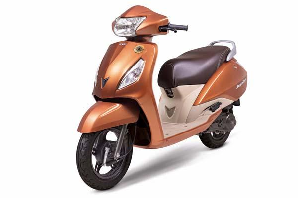 TVS Jupiter 2nd Edition
