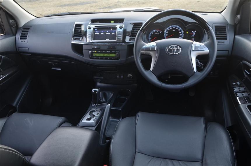 Toyota Fortuner 5