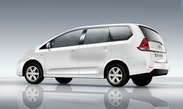 The All New Toyota Innova 2015 Launched In India
