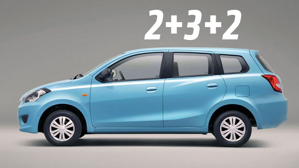 Datsun Go 4 Different Variants Launched India on nissan 3 cylinder engine