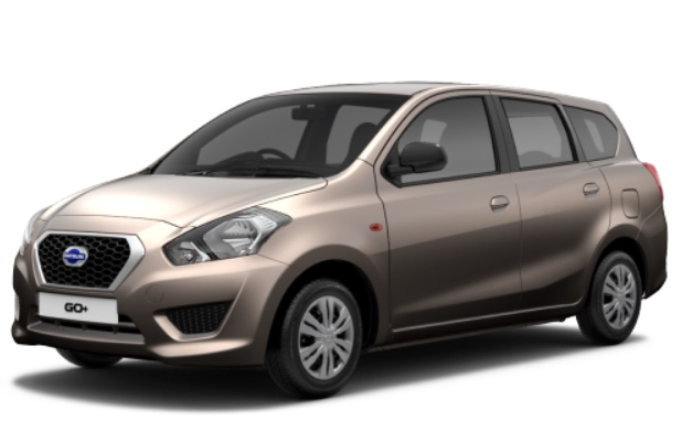 Datsun GO Plus Grey