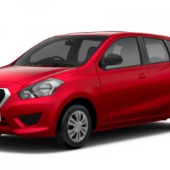 Datsun GO Plus colors