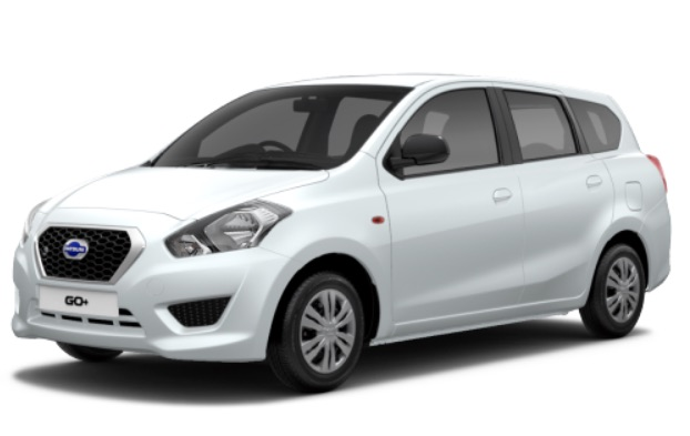 Datsun GO Plus White