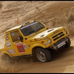 Day 2 of Maruti Suzuki Desert Storm 2015