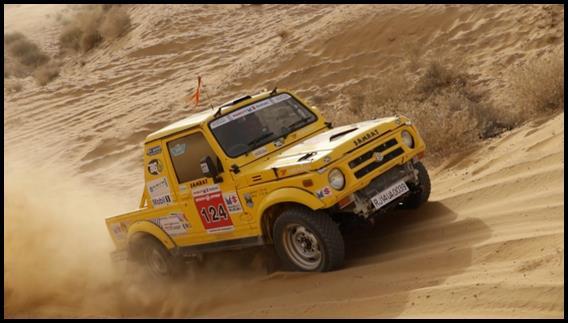 Maruti Suzuki Desert