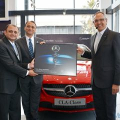 Mercedes Benz says Hi to Jamshedpur by Starting a New Dealership