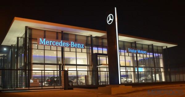 MercedesBenz 1