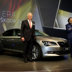 Skoda Superb Prague World Premium Event Video
