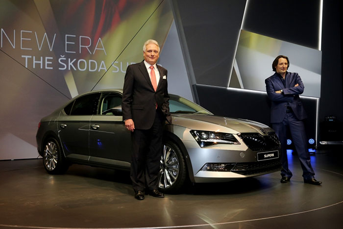 Skoda Superb Revealed 4