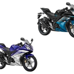 Best selling Yamaha R15 v2.0 in two new colors