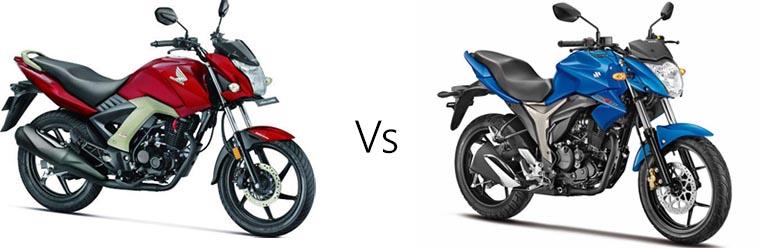 Buy Honda Unicorn 160cc over Suzuki Gixxer 155cc