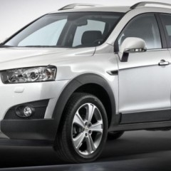 Chevrolet Captiva 2015 launched, costs Rs 29.5 lakhs only