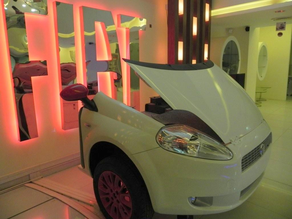 Fiat Cafe Bangalore 2