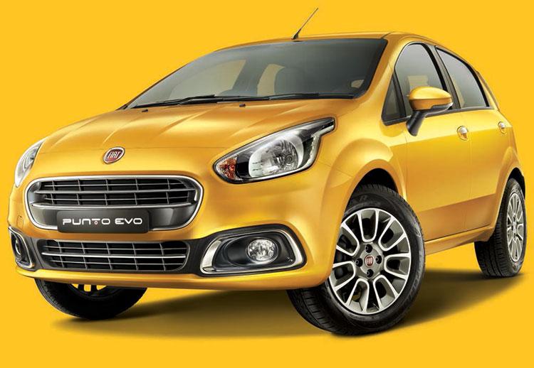 Fiat-Punto-Evo-Orange-Front