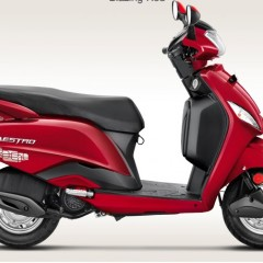 Hero Maestro Edge 125cc scooter to be introduced soon