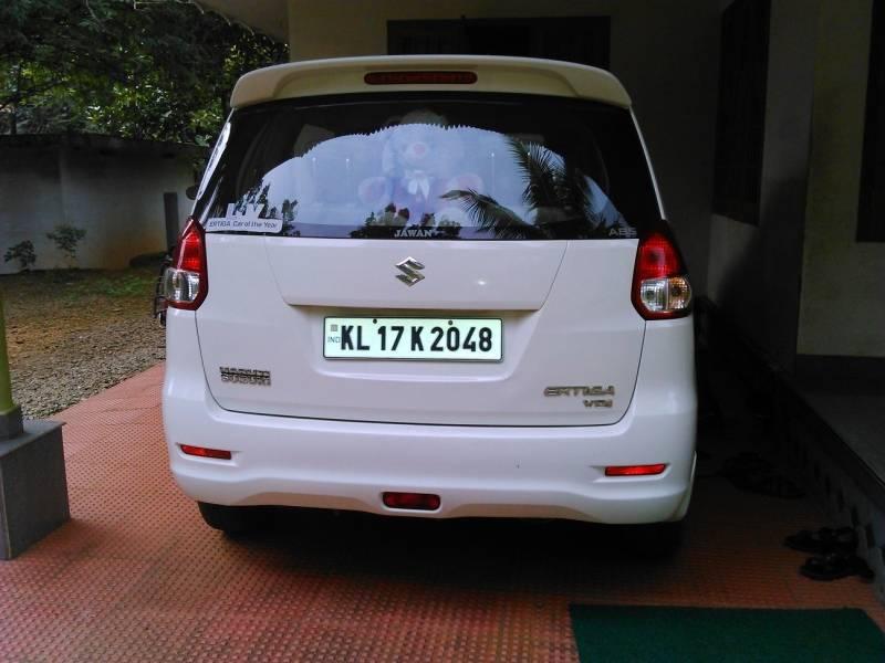 Maruti Suzuki Ertiga VXi