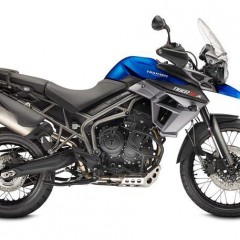 New Triumph Tiger XR launched at Rs 10.5 Lakhs